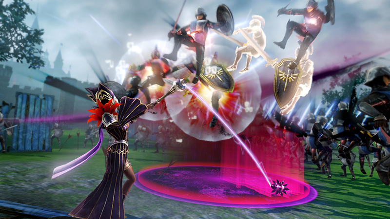 Hyrule Warriors: New Playable Characters/DLC Revealed