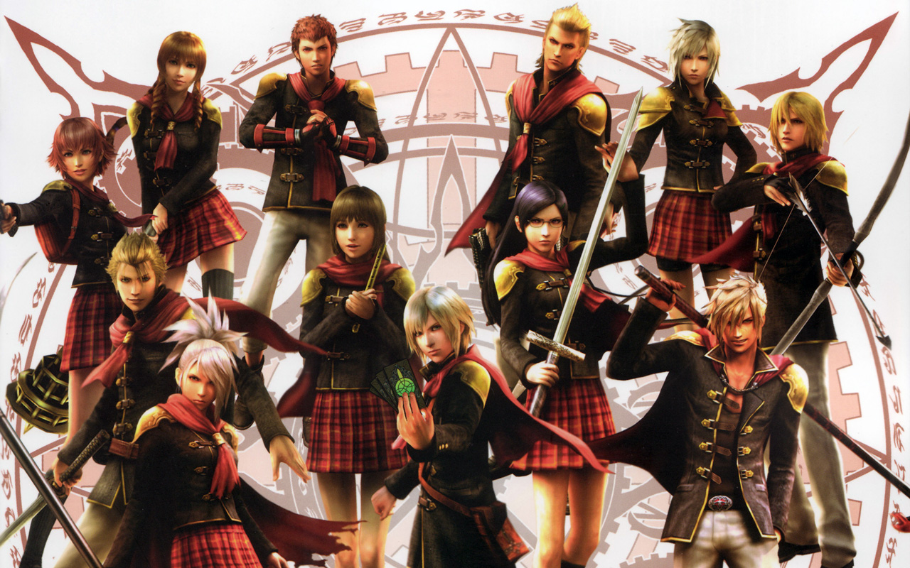 UNCONFIRMED: Is Final Fantasy Type-0 coming to PC?