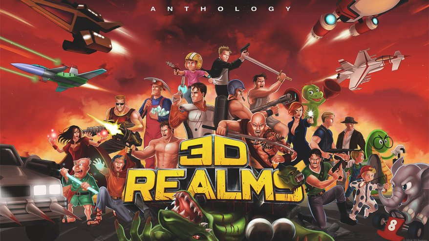 3D Realms Anthology: Teleport to your childhood!