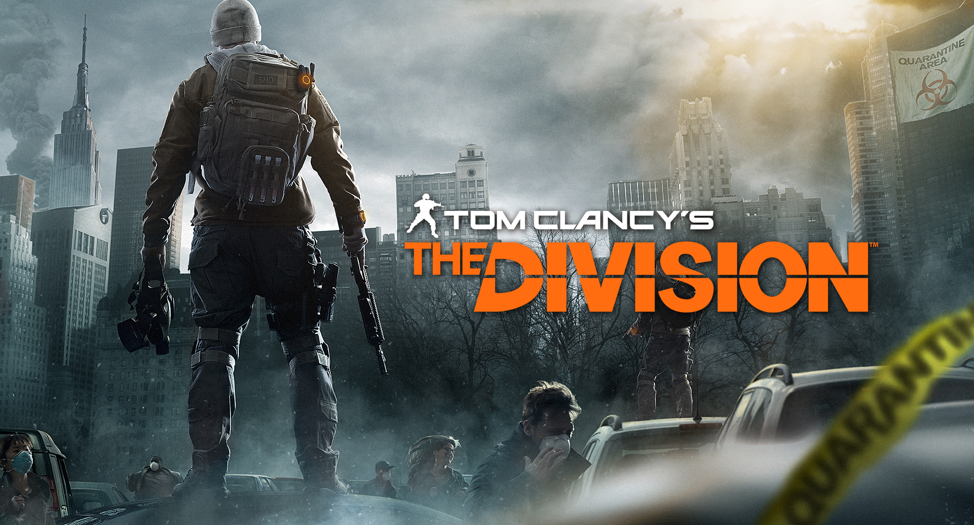 Hands On: The Division