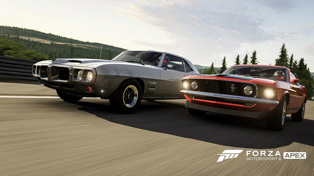 Forza 6 and other Xbox titles coming to PC this spring!