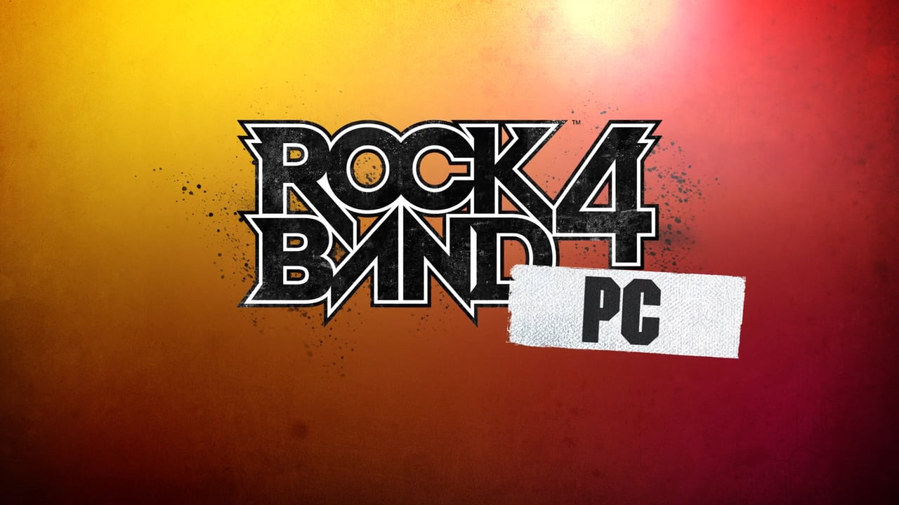 Harmonix has launched a Fig campaign to port Rock Band 4 to PC/Steam!
