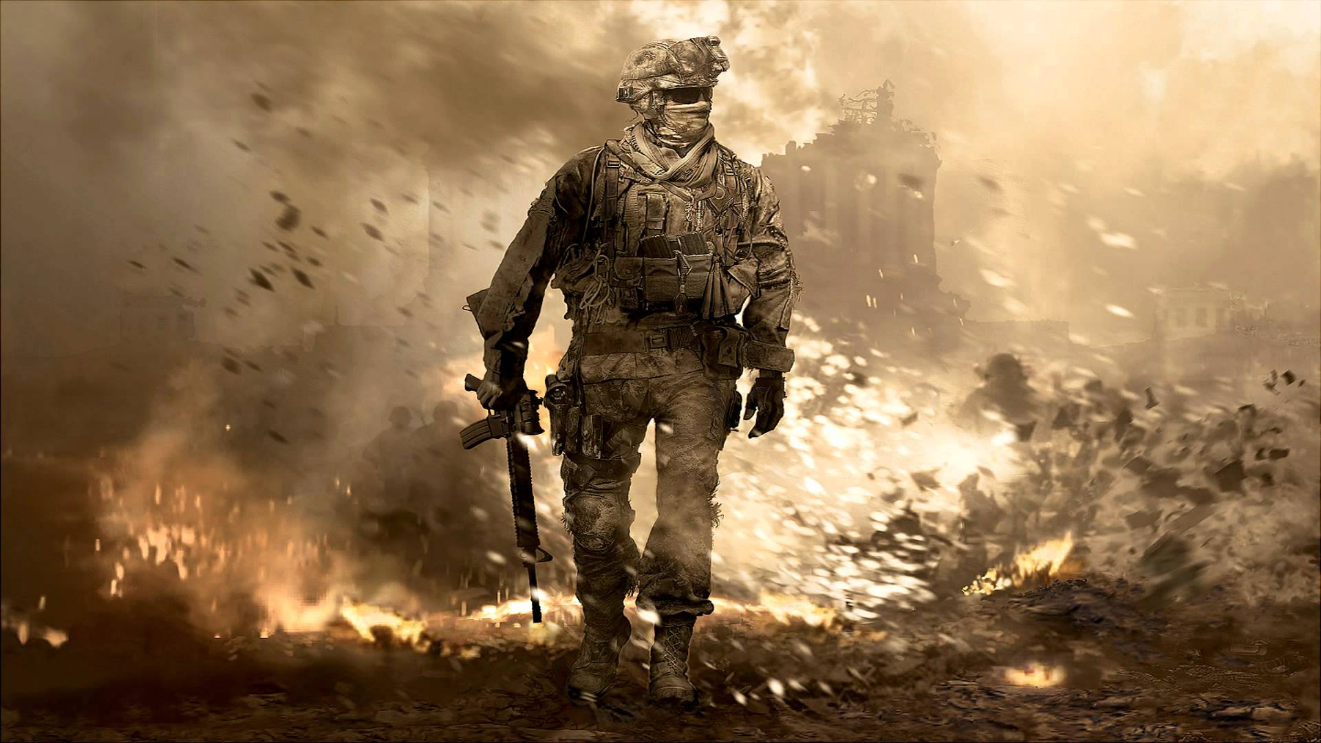 MW2 and COD4 to be bundled with new Call of Duty?