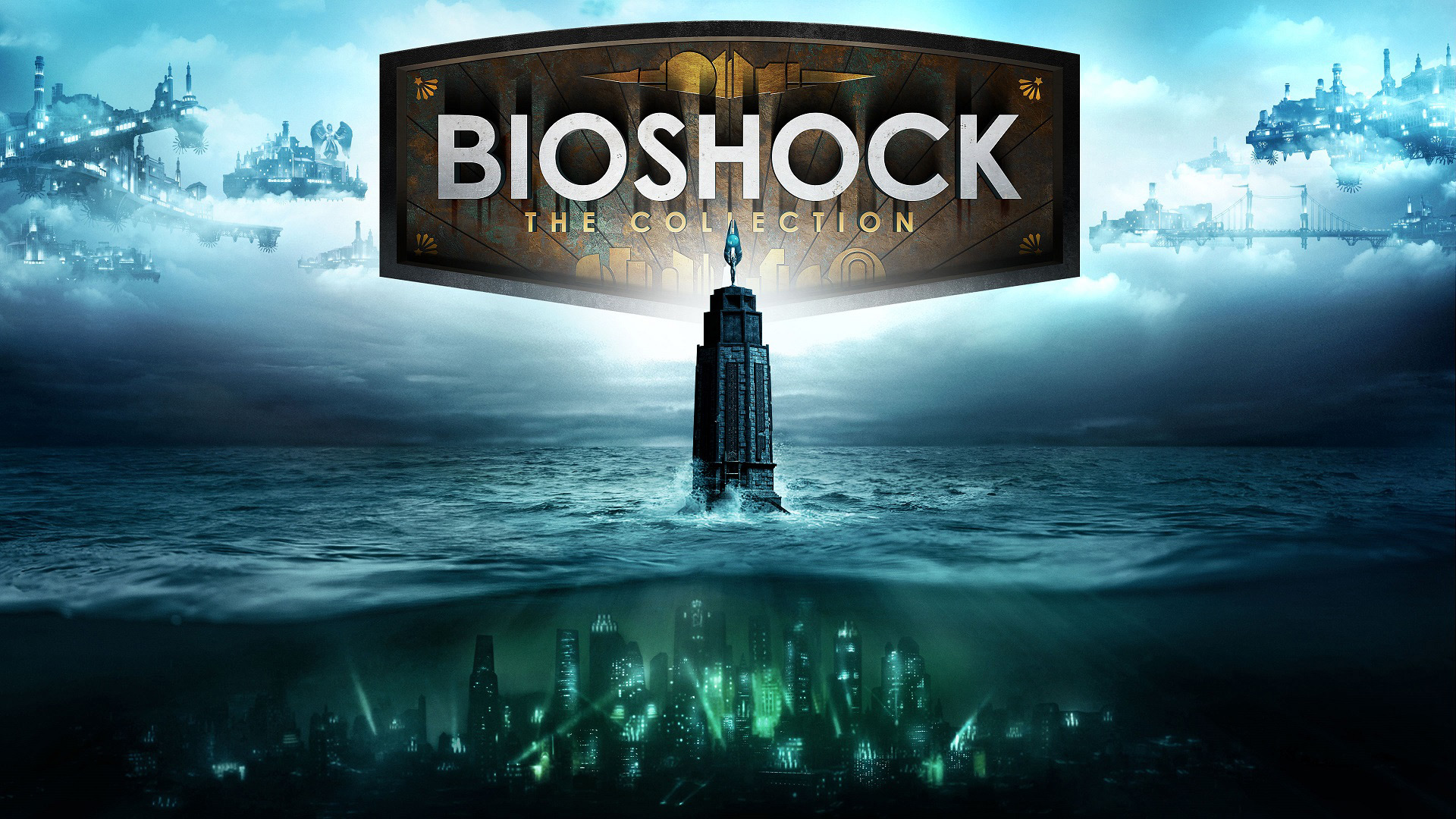 2K what's going on with Bioshock: The Collection?