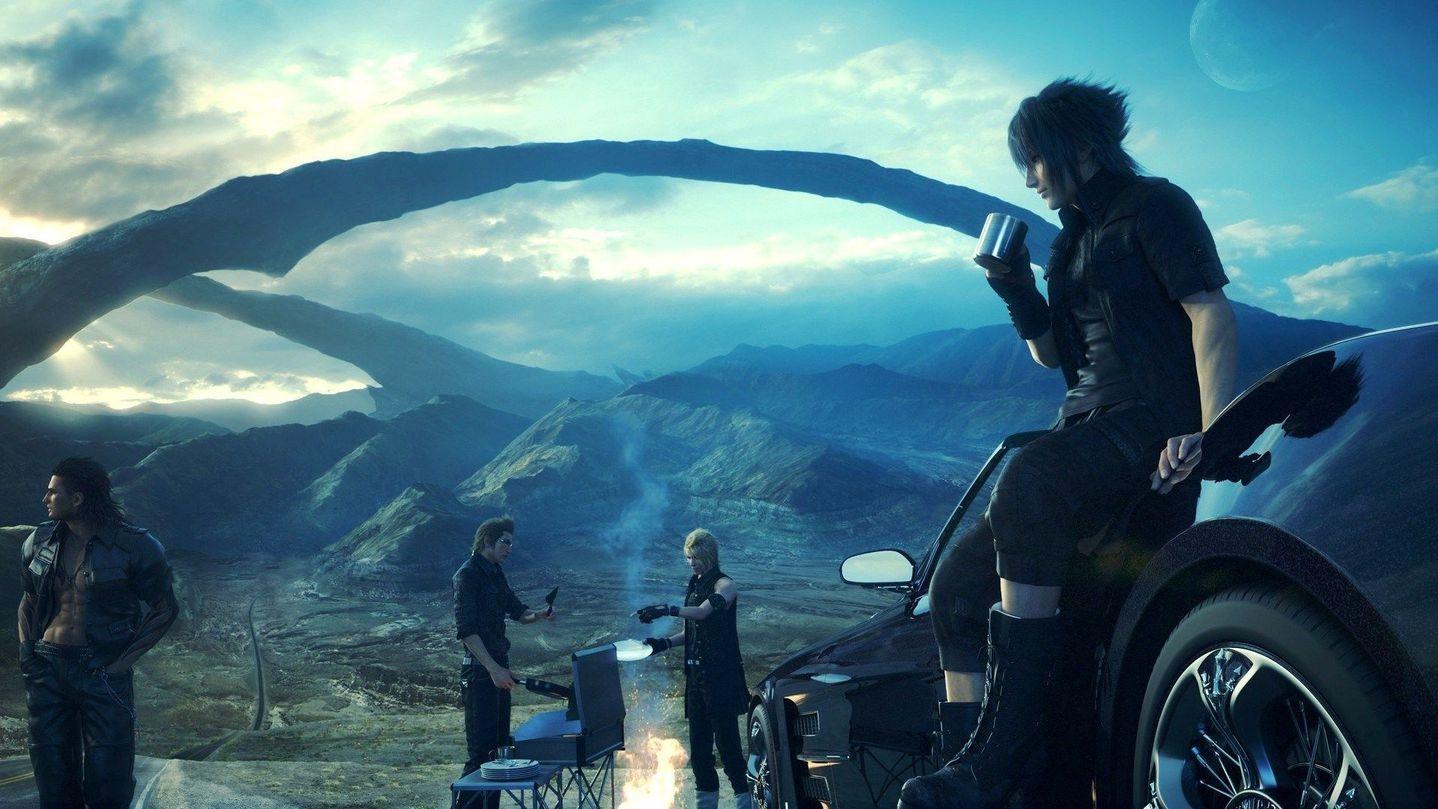 Final Fantasy XV has gone gold!