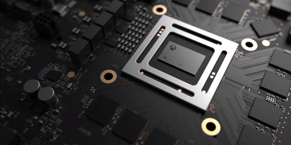 Scorpio games to look like they are running on an old laptop when played on Xbox One